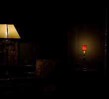 Two lamps by NUNSandMoses