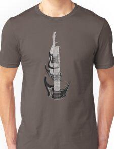 guitar warp Unisex T-Shirt