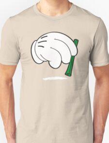 cocaine cartoon hands T-Shirt