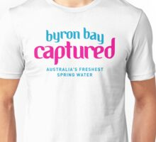 Byron Bay Captured - Logo Unisex T-Shirt