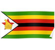 Zimbabwe - Standard Poster