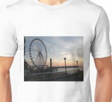 Puget Sound Sunset Unisex T-Shirt