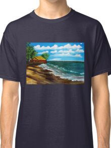 Down By The Shore Classic T-Shirt