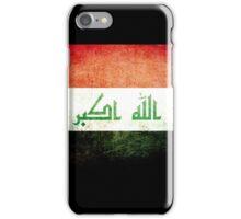 Iraq - Vintage iPhone Case/Skin