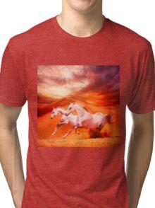 Unbridled Spirit Tri-blend T-Shirt
