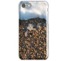sand + ice + water iPhone Case/Skin