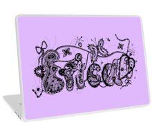 Erica - Aussie Tangled Name Laptop Skin