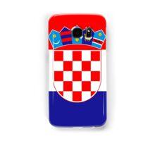 Croatia - Standard Samsung Galaxy Case/Skin