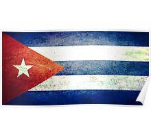 Cuba - Vintage Poster