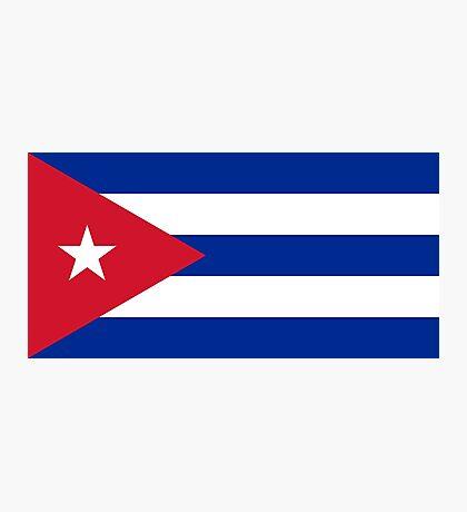 Cuba - Standard Photographic Print