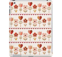 Love Garden - Vintage iPad Case/Skin