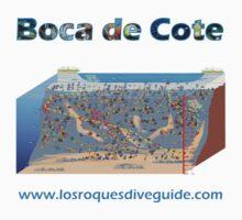 Boca de Cote Los Roques by bluewatercomve