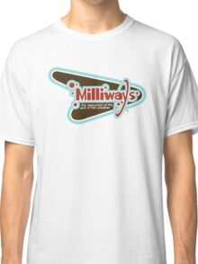 Milliways: the Restaurant at the End of the Universe Classic T-Shirt