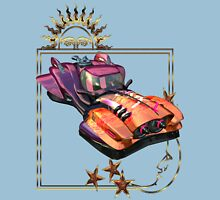 Future Travel .. space car Unisex T-Shirt