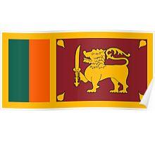 Sri Lanka - Standard Poster