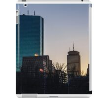 Beautiful Boston iPad Case/Skin