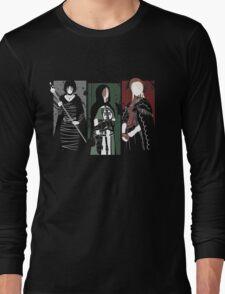 Souls Waifus Long Sleeve T-Shirt