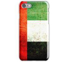 United Arab Emirates - Vintage iPhone Case/Skin