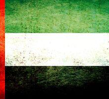 United Arab Emirates - Vintage by Sol Noir Studios