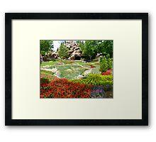 Epcot Flower & Garden Show 2010 Framed Print