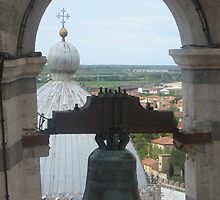 A Bell over Tuscany by Kymbo