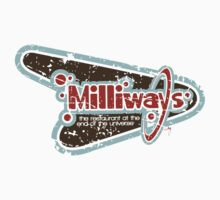 Milliways: the Restaurant at the End of the Universe Kids Tee