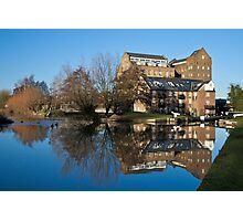 Mill on the Wey Photographic Print