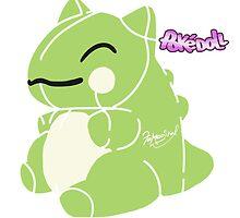 PokéDoll Sticker Subby by Fa-Magikal