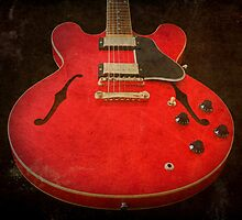Gibson ES-335 Electric Guitar Body by koping