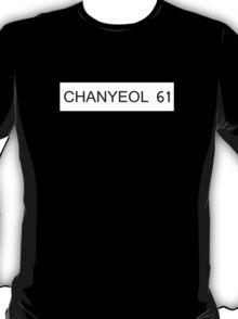 CHANYEOL 61 T-Shirt
