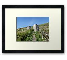 Very Convenient! Framed Print