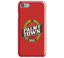 Palmy Town iPhone Case/Skin