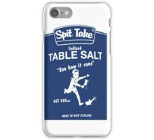 SPIT TAKE iPhone Case/Skin