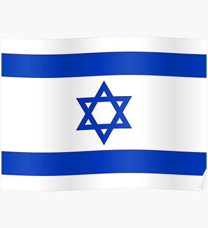 Israel - Standard Poster
