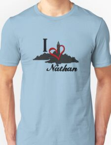 Haven I Love Nathan Logo Unisex T-Shirt