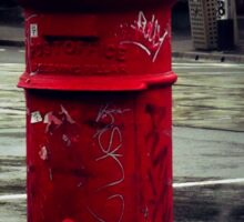 Postman Pat Sticker