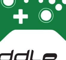 Twiddle My Thumbsticks (Xbox One) Sticker