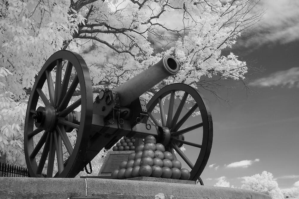 Union Cannon by Bowman1