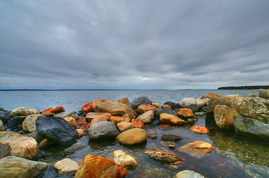 greenwich bay by Alexandr Grichenko