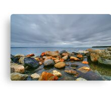 greenwich bay Canvas Print