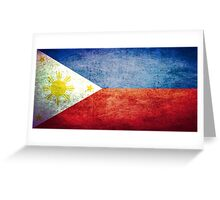 Philippines - Vintage Greeting Card
