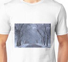 Tree Lines Unisex T-Shirt