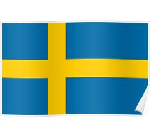 Sweden - Standard Poster