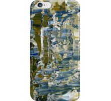 Water is precious iPhone Case/Skin