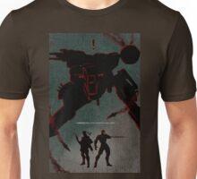 Cornered Fox Unisex T-Shirt
