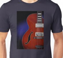 Ibanez AF75 Hollowbody Electric Guitar Front View Unisex T-Shirt