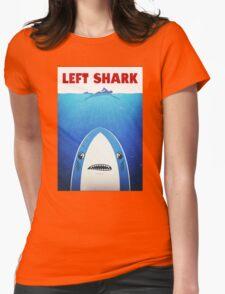 Left Shark Parody - Jaws - Funny Movie / Meme Humor T-Shirt