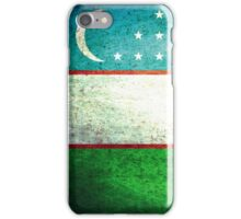 Uzbekistan - Vintage iPhone Case/Skin
