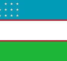 Uzbekistan - Standard by Sol Noir Studios