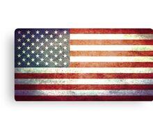 United States of America - Vintage Canvas Print